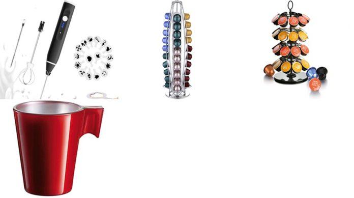 Amazon: accesorios Nesspresso menos 30 euros