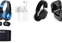 Amazon: cascos auriculares inalámbricos rebajados