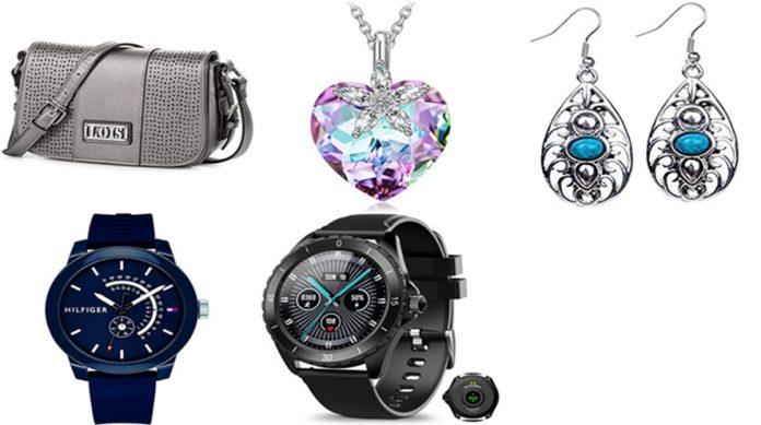 Amazon: ofertas relojes, bisutería, bolsos