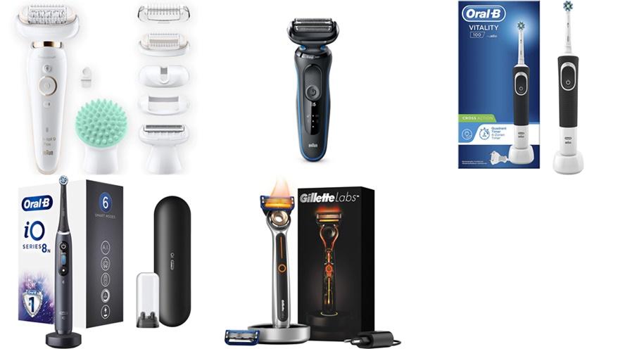 Oral B, Braun y Gillette: los mejores descuentos de hoy en Amazon por la semana del Black Friday