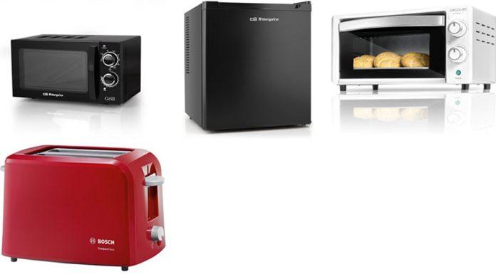Amazon: chollos Orbegozo, Cecotec, Bosch pequeños electrodomésticos
