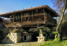 Asturias, Horreo. - Casas rurales