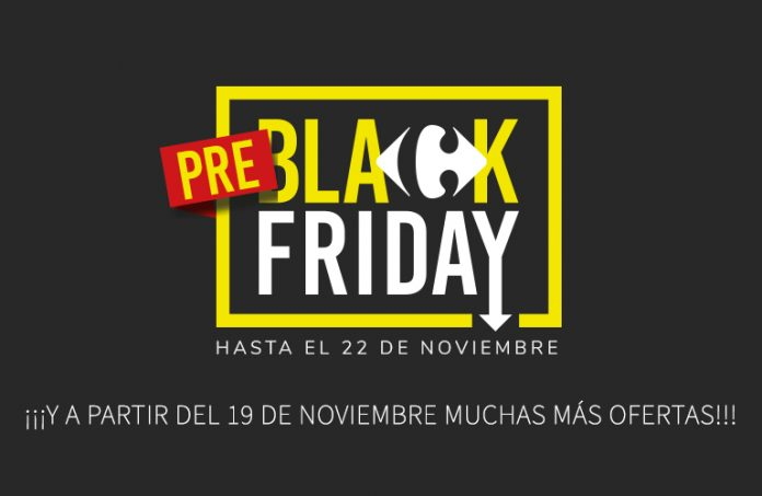 productos oferta Carrefour black friday