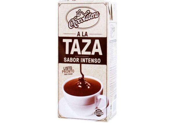 chocolate a la taza supermercado