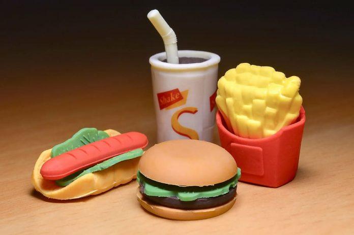 comida basura, alimentos colesterol