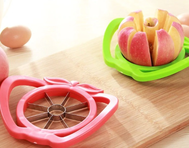 cortador de fruta