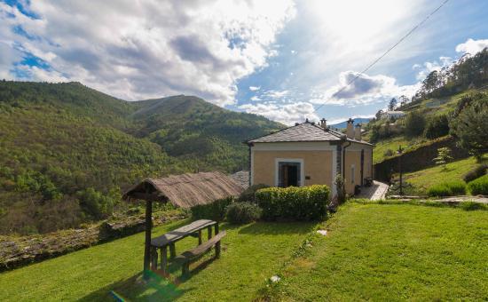 El Bosque de las Viñas, Asturias, casas rurales