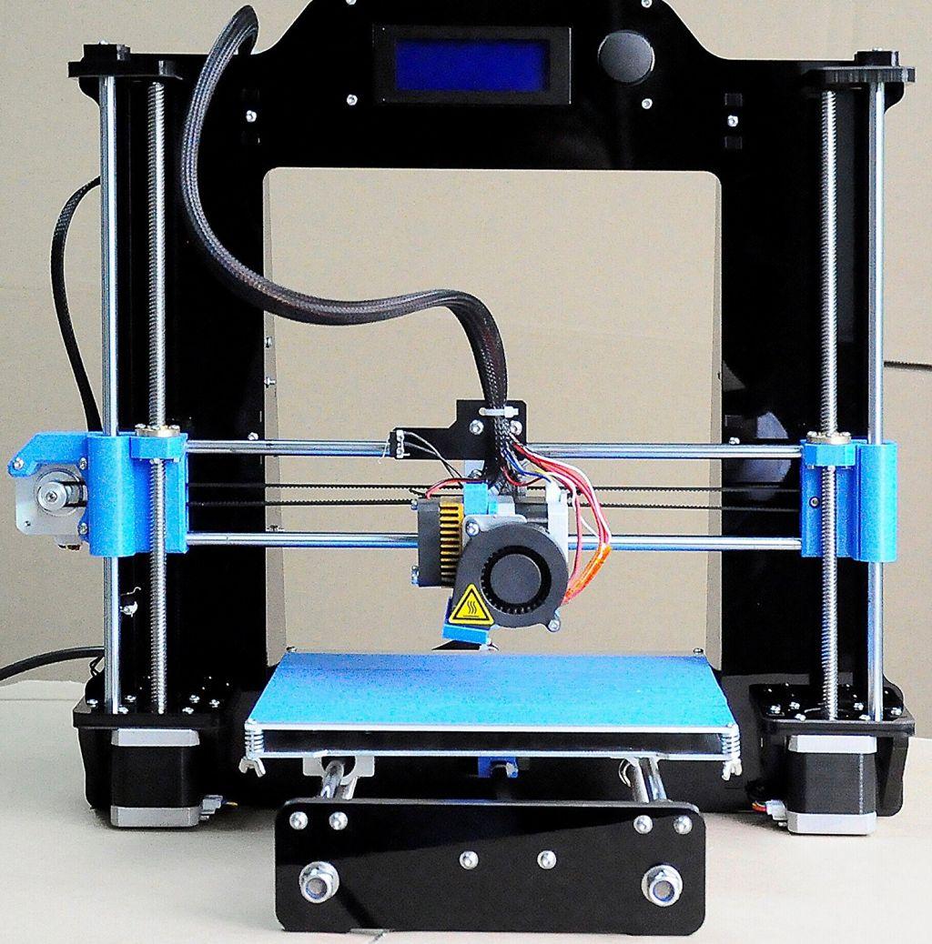 impresora 3D tecnología