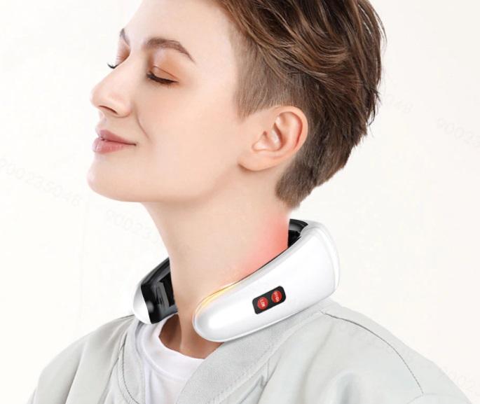 masajeador cuello