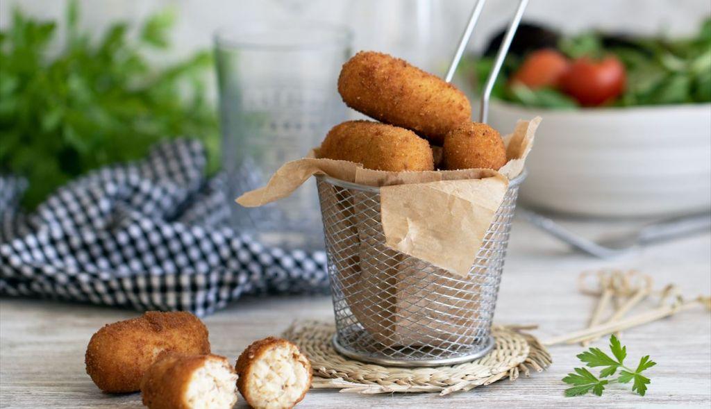 croquetas pollo asado mercadona
