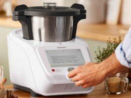 Robot de cocina Lidl Monsieur Cuisine