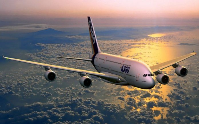 Avión Airbus - Volar, coronavirus