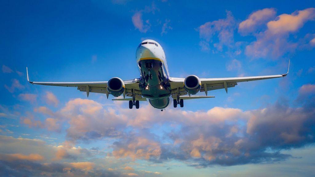 avión, volar - coronavirus