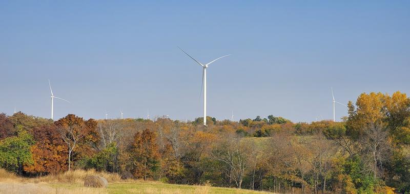 Enel pone en operación dos nuevos proyectos eólicos en Estados Unidos