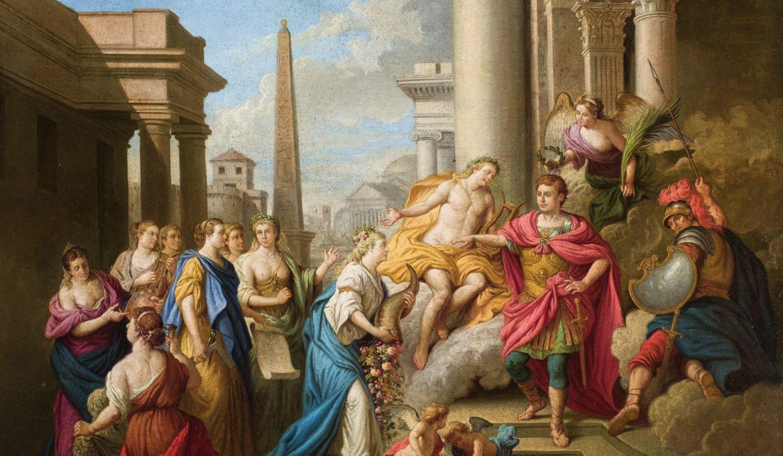 De pintura religiosa a bolsos Hermès: subasta de diciembre en Durán