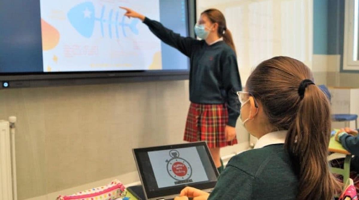 Fractura digital en Montealto y El Prado: fuga de alumnos por Chromebook