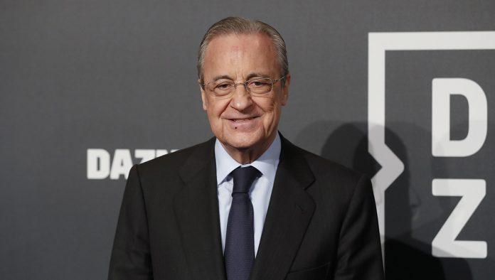 Florentino Pérez ACS