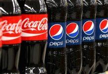 Pepsi Coca-Cola plástico reciclado