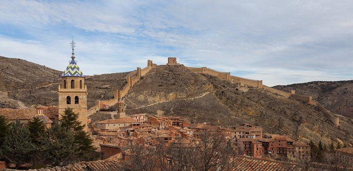 Albarracín, pueblos de España