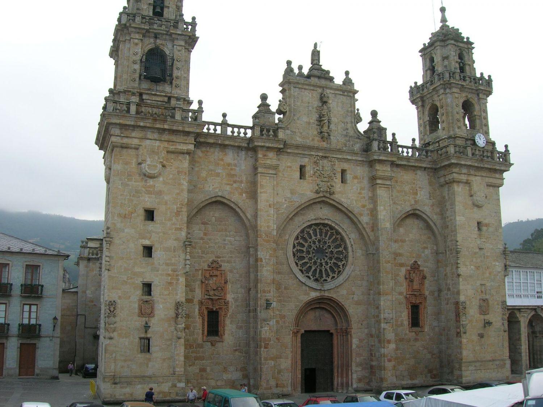 Catedral de Mondoñedo, pueblos de España