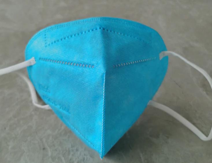 mascarilla azul ffp2