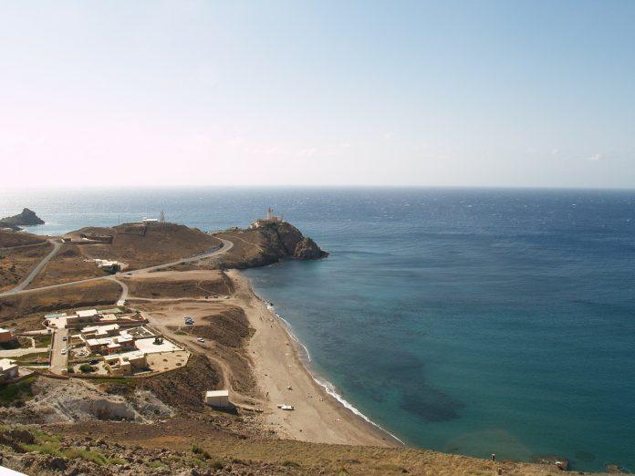 Níjar, Almería - pueblos de España, playa