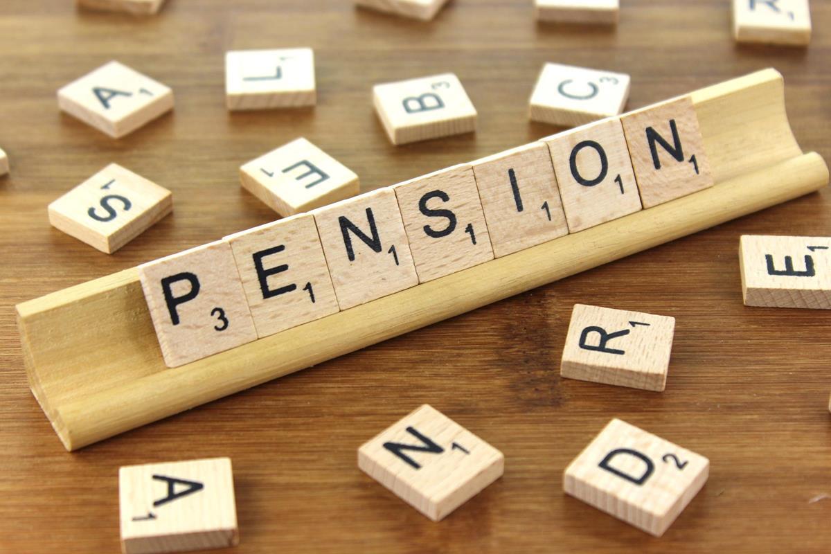 pensión de jubilación