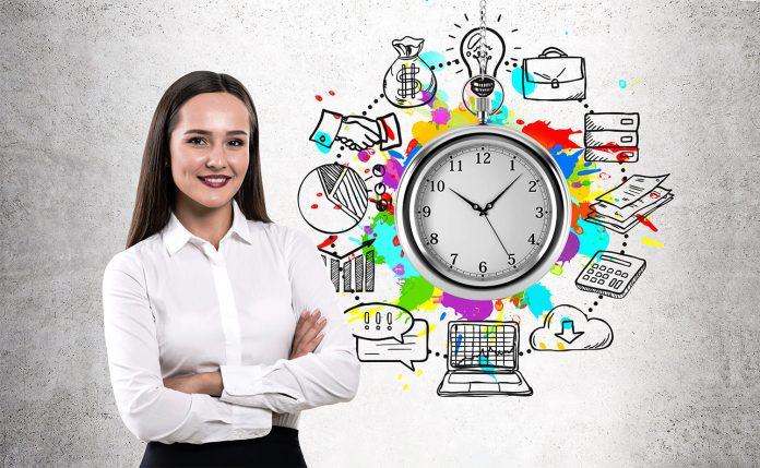 ajustar horario trabajo
