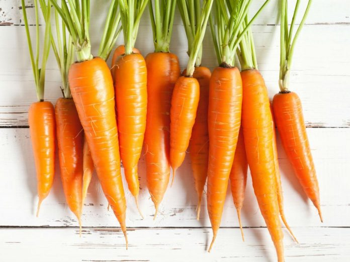 zanahoria alimentos quitan hambre