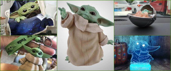 ¿También eres fan de Baby Yoda Los mejores artículos están en AliExpress