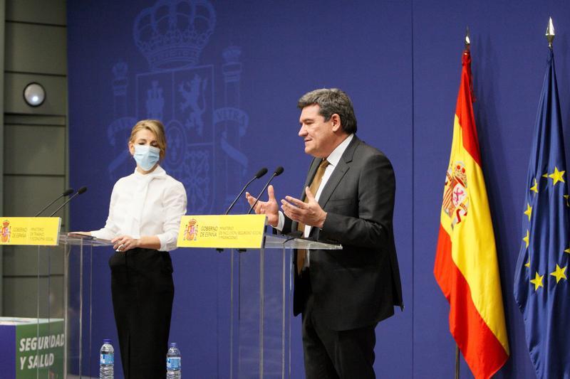 El Gobierno aprobará la prórroga de los ERTE y de la prestación de autónomos