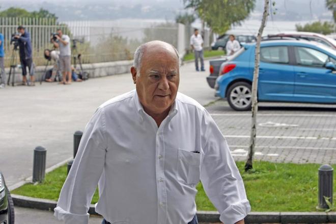 Amancio Ortega irrumpe en Red Eléctrica tras hacerse con un 5%