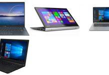Amazon: chollos ordenadores portátiles Toshiba, Lenovo, Asus