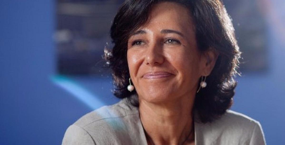 Ana Botin, presidenta del Banco Santander club bi