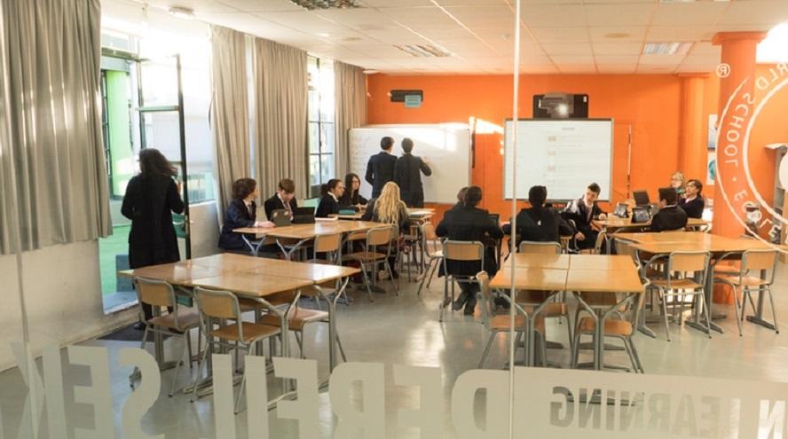 Mezcla explosiva en colegios del SEK de Madrid: ¿diversidad de alumnos o 'guetificación'?