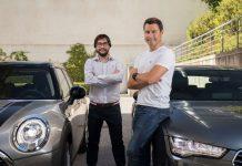 Carlos Rivera y Pablo Fernandez, cofundadores Clicars ceo amazon de los coches contra venta online