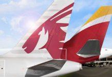 Iberia-Qatar-Airways