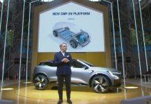 Lucas de Meo, CEO de Renault
