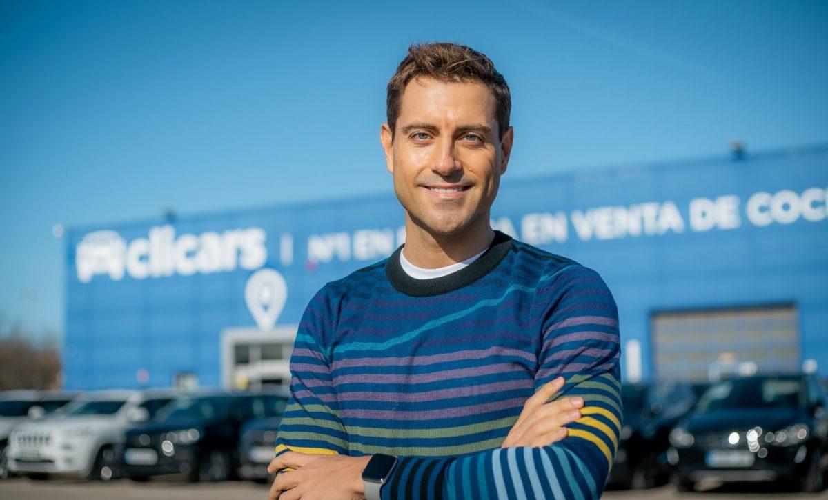 Pablo Fernandez, cofundador y CEO de Clicars dentro de la iniciativa Equipo País con Ana Patricia Botín y Amancio Ortega