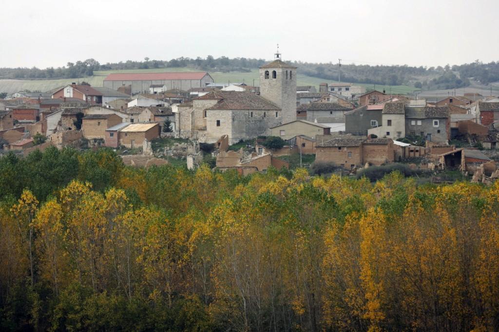 Tabanera, pueblos casa y trabajo