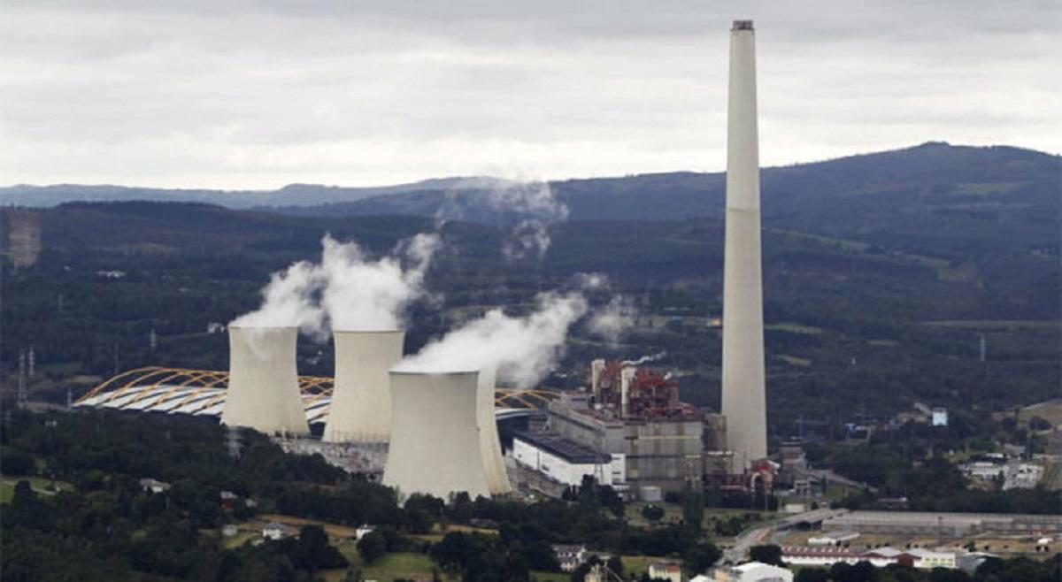 Endesa hace acopio de carbón en previsión de un crudo invierno