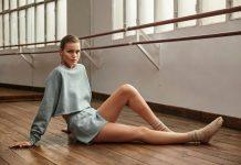 Modelo, Activewear de Mango