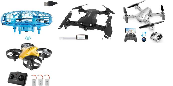 Amazon: drones más vendidos