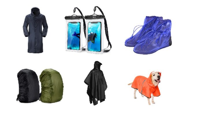 Amazon productos lluvia