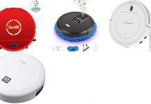 Amazon: robots aspiradores baratos