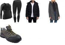 Amazon: ropa térmica, abrigos, botas de montaña ofertas
