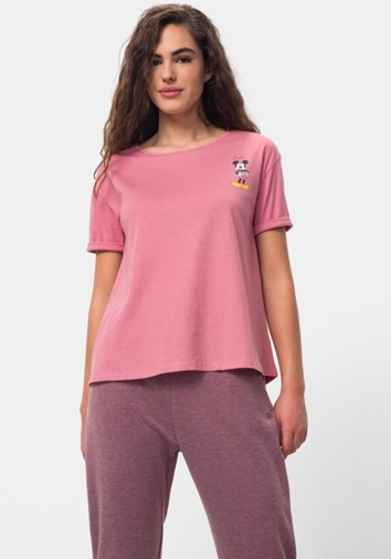 Camiseta Mickey Carrefour básicos