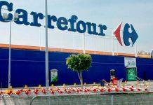 Carrefour Aldi Amazon