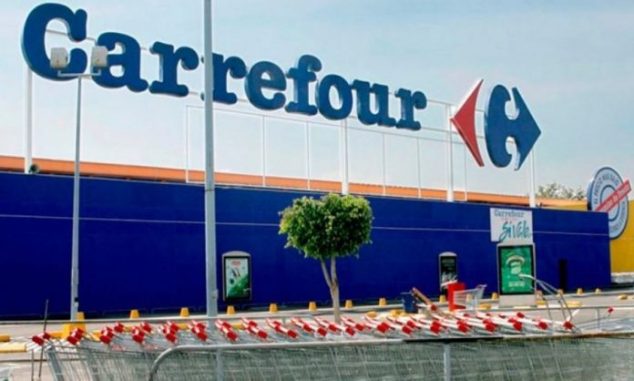 Carrefour Aldi Amazon