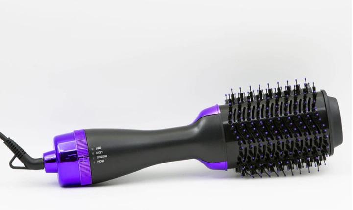 cepillo secador